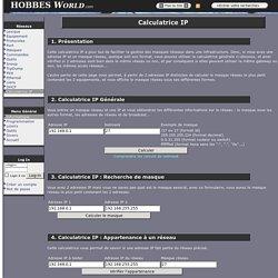 Calculatrice IP