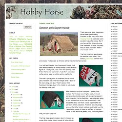 Painted Hobby Horse   Cowan's Auction House: The Midwest's ...  Hobby Horse House