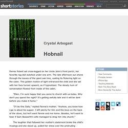Hobnail by Crystal Arbogast