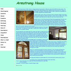News Armstrong House