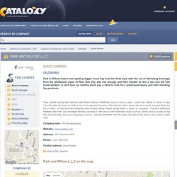 David Garner (Park and Willow L.L.C), Hoboken — Catalog of companies Cataloxy.com