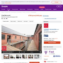 2 bed flat to rent in Mint Drive, Hockley, Birmingham B18 - 37837287