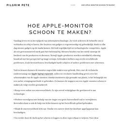 Hoe de Apple Macbook-batterij kalibreren?