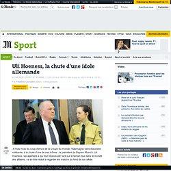 Uli Hoeness, patron du Bayern, l'homme qui en voulait trop