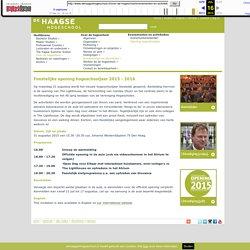 Opening hogeschooljaar - De Haagse Hogeschool