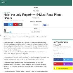 10 Must-Read Pirate Books