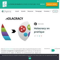 Holacracy en pratique - L'Agiliste