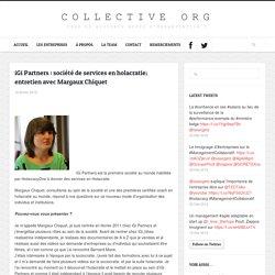 iGi Partners : société de services en holacratie; entretien avec Margaux Chiquet