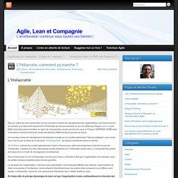 L'Holacratie, comment ça marche ? - Agile, Lean et Compagnie