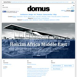 Holcim Africa Middle East