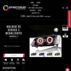 Holden VE Series 1 Headlights