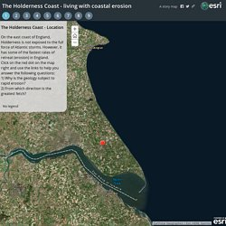 The Holderness Coast - living with coastal erosion
