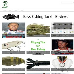 2011 Holiday Gifts for a Bass Fisherman Part 1