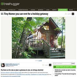 11 Tiny Homes you can rent for a holiday getaway : Page 2