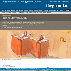 Best holiday reads 2015