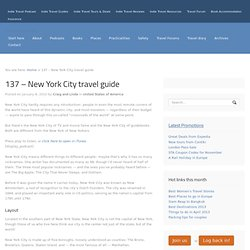 New York City Travel | New York City travel guide | New York Cit