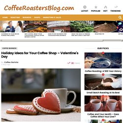 Know How You Can Decorate Your Coffee Shop On Valentine Day