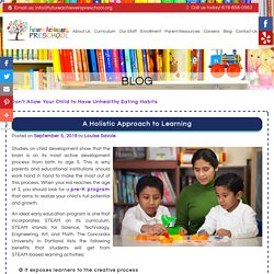 A Holistic Approach to Learning