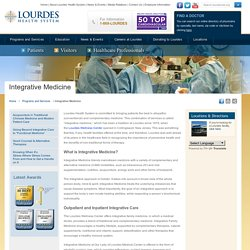 Holistic & Integrative Medicine