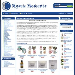 Mystic Moments - Buy Holistic Products, Witches of Pendle Dolls, Buy Witches of Pendle Gifts, Witch Bumper Stickers, Hand Reflexology Books