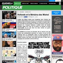 Hollande et la Bérézina des Mistral