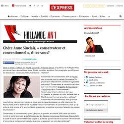Sarkozy, An 3 : le blog de Christophe Barbier