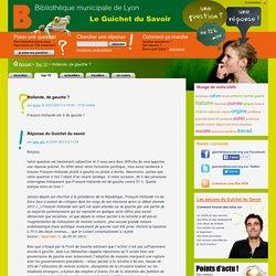 SB Hollande, de gauche ?