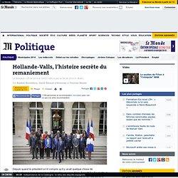 Hollande-Valls, l'histoire secrète du remaniement