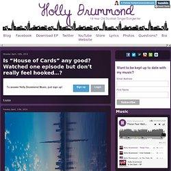 Holly Drummond Music (tumblr)