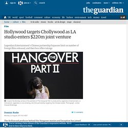 Hollywood targets Chollywood as LA studio enters $220m joint venture | Business