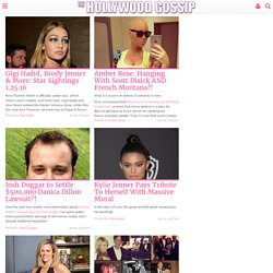 The Hollywood Gossip - Celebrity Gossip, News, Pictures, and Rum