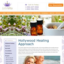 Hollywood Healing JothiVita