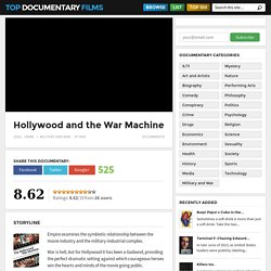 Hollywood and the War Machine