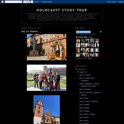 Holocaust Study Tour