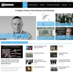 Holocaust Cybrary remembering the Stories of the Survivors - Remember.org