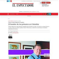 El hombre de los primates en Colombia