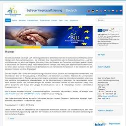 BID Portfolio Deutschland
