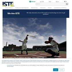 International Society for Technology in Education | Home