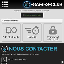 Jeux Ea games pour mobile