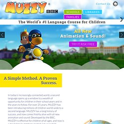 MUZZY, the BBC Language Course for Children