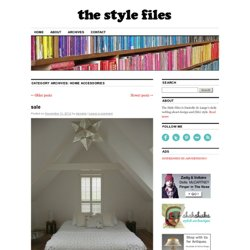 home accessories | the style files | Page 4