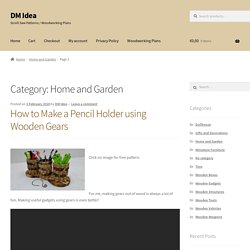 Home and Garden – Page 3 – DM Idea