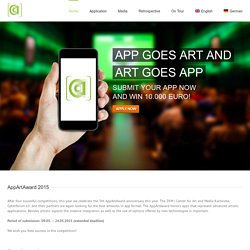 Home - App Art Award