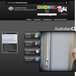 Australian Classification