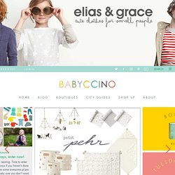 Home :: Babyccino Kids Boutiques