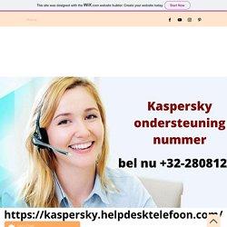 STAAT U VOOR PROBLEMEN WANNEER U KASPERSKY PASSWORD MANAGER PROBEERT TE INSTALLEREN?