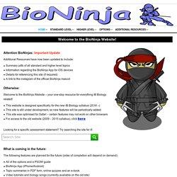 BioNinja