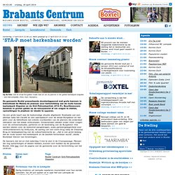 Brabant Centre - Home