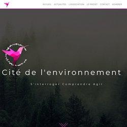 HOME - Cité de l'environnement