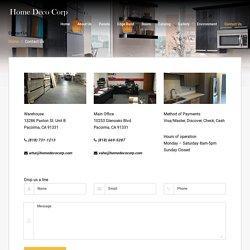 Home Deco Corp